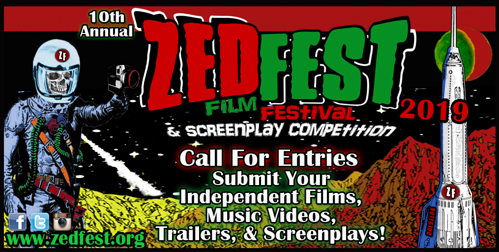 ZED FEST SCREENPLAY COMPETITION